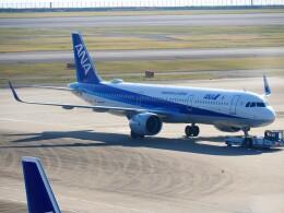 mich_stoneさんが、羽田空港で撮影した全日空 A321-272Nの航空フォト(飛行機 写真・画像)