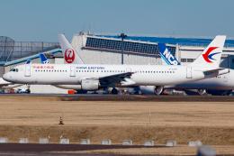 KoshiTomoさんが、成田国際空港で撮影した中国東方航空 A321-211の航空フォト(飛行機 写真・画像)