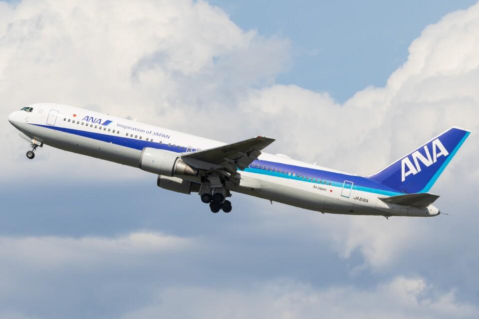 walker2000さんの全日空 Boeing 767-300 (JA616A) 航空フォト
