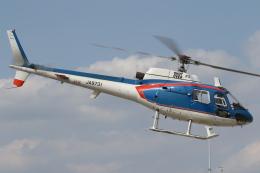 ゴンタさんが、群馬ヘリポートで撮影したアカギヘリコプター AS350B1 Ecureuilの航空フォト(飛行機 写真・画像)