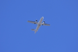 E-75さんが、函館空港で撮影した北海道エアシステム ATR-42-600の航空フォト(飛行機 写真・画像)