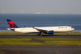 どりーむらいなーさんが、羽田空港で撮影したデルタ航空 A330-941の航空フォト(飛行機 写真・画像)