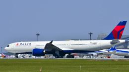 パンダさんが、成田国際空港で撮影したデルタ航空 A330-941の航空フォト(飛行機 写真・画像)