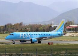 ハム太郎。さんが、松本空港で撮影したフジドリームエアラインズ ERJ-170-100 (ERJ-170STD)の航空フォト(飛行機 写真・画像)