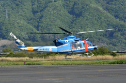 Gambardierさんが、岡南飛行場で撮影した警視庁 412EPの航空フォト(飛行機 写真・画像)
