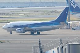 KoshiTomoさんが、羽田空港で撮影したユニカル・アヴィエーション 737-54Kの航空フォト(飛行機 写真・画像)