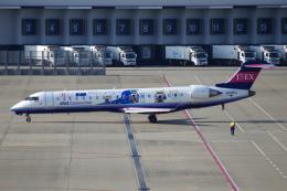 yabyanさんが、中部国際空港で撮影したアイベックスエアラインズ CL-600-2C10 Regional Jet CRJ-702ERの航空フォト(飛行機 写真・画像)