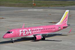天心さんが、神戸空港で撮影したフジドリームエアラインズ ERJ-170-200 (ERJ-175STD)の航空フォト(飛行機 写真・画像)
