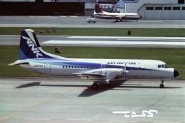 tassさんが、羽田空港で撮影したエアーニッポン YS-11A-200の航空フォト(飛行機 写真・画像)