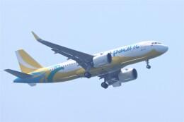 JUTENさんが、中部国際空港で撮影したセブパシフィック航空 A320-271Nの航空フォト(飛行機 写真・画像)