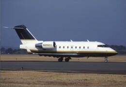 kumagorouさんが、仙台空港で撮影したアメリカ企業所有 CL-600-2B16 Challenger 604の航空フォト(飛行機 写真・画像)