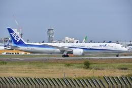 Izumixさんが、成田国際空港で撮影した全日空 787-10の航空フォト(飛行機 写真・画像)