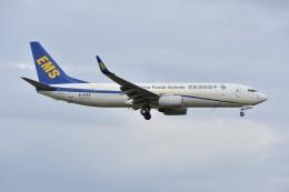 Izumixさんが、成田国際空港で撮影した中国郵政航空 737-81Q(BCF)の航空フォト(飛行機 写真・画像)