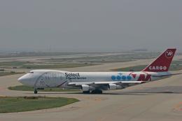 tsubameさんが、関西国際空港で撮影したノースウエスト航空 747-212F/SCDの航空フォト(飛行機 写真・画像)