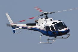 meskinさんが、仙台空港で撮影した東邦航空 AS350B3 Ecureuilの航空フォト(飛行機 写真・画像)