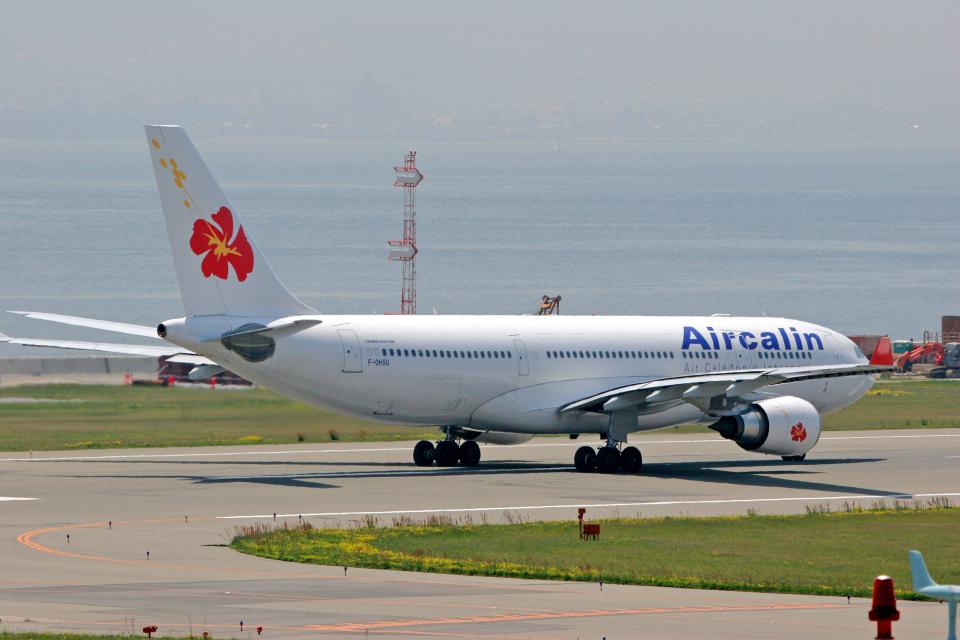 tsubameさんのエアカラン Airbus A330-200 (F-OHSD) 航空フォト