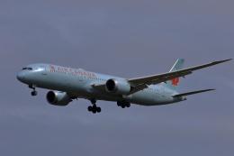 おっしーさんが、成田国際空港で撮影したエア・カナダ 787-9の航空フォト(飛行機 写真・画像)