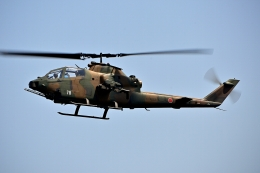 LUCHObyNOSAさんが、明野駐屯地で撮影した陸上自衛隊 AH-1Sの航空フォト(飛行機 写真・画像)