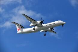 こじゆきさんが、那覇空港で撮影した琉球エアーコミューター DHC-8-402Q Dash 8 Combiの航空フォト(飛行機 写真・画像)