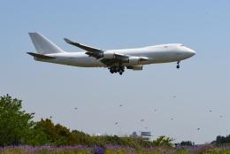 23Skylineさんが、成田国際空港で撮影したアトラス航空 747-4KZF/SCDの航空フォト(飛行機 写真・画像)