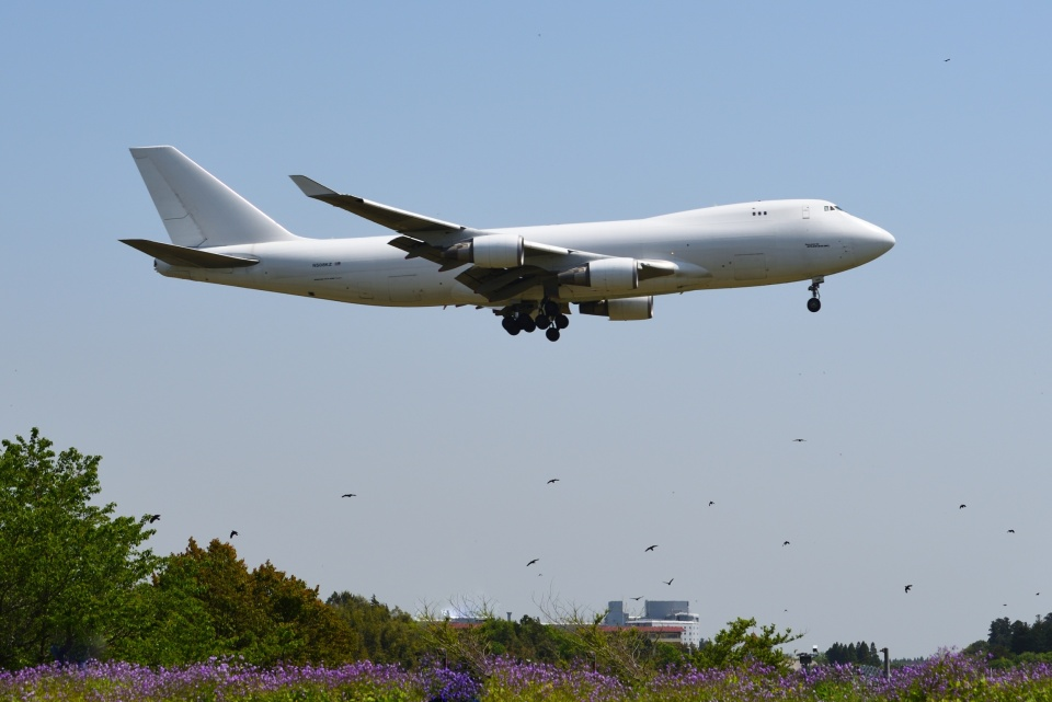23Skylineさんのアトラス航空 Boeing 747-400 (N508KZ) 航空フォト