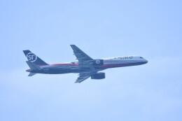 M.Tさんが、関西国際空港で撮影したSF エアラインズ 757-2Z0(PCF)の航空フォト(飛行機 写真・画像)