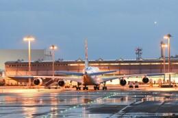 M.Tさんが、関西国際空港で撮影した全日空 A380-841の航空フォト(飛行機 写真・画像)