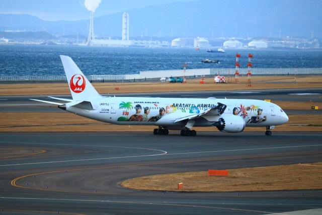 TK199さんが、中部国際空港で撮影した日本航空 787-9の航空フォト(飛行機 写真・画像)