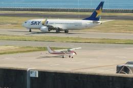 Hiro-hiroさんが、神戸空港で撮影した日本個人所有 172Pの航空フォト(飛行機 写真・画像)