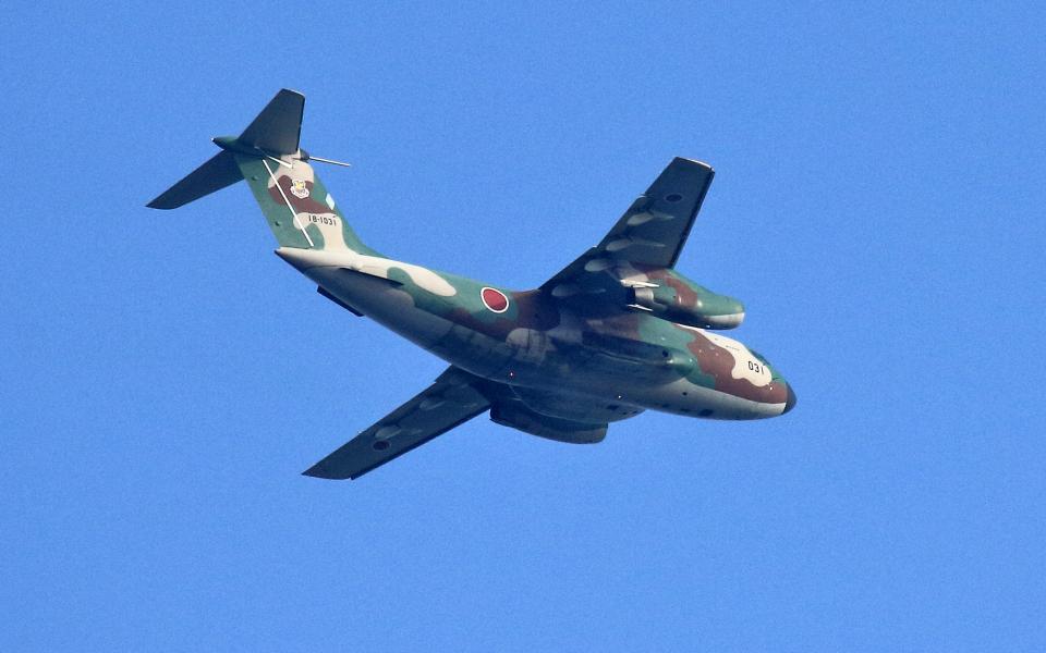 CL&CLさんの航空自衛隊 Kawasaki C-1 (18-1031) 航空フォト