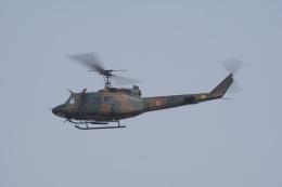 神宮寺ももさんが、高松空港で撮影した陸上自衛隊 UH-1Jの航空フォト(飛行機 写真・画像)