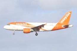 航空フォト:G-EZAP イージージェット A319