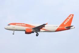 航空フォト:G-EZTK イージージェット A320