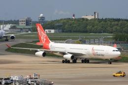 S.Hayashiさんが、成田国際空港で撮影したエア・レジャー A340-212の航空フォト(飛行機 写真・画像)