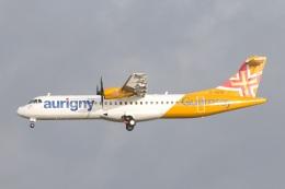 S.Hayashiさんが、ロンドン・ガトウィック空港で撮影したオーリニー・エア・サービス ATR-72-600の航空フォト(飛行機 写真・画像)