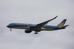 m_aereo_iさんが、成田国際空港で撮影したベトナム航空 A350-941の航空フォト(飛行機 写真・画像)