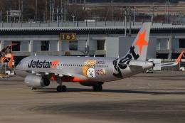 磐城さんが、成田国際空港で撮影したジェットスター・ジャパン A320-232の航空フォト(飛行機 写真・画像)