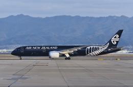 kurubouzuさんが、関西国際空港で撮影したニュージーランド航空 787-9の航空フォト(飛行機 写真・画像)