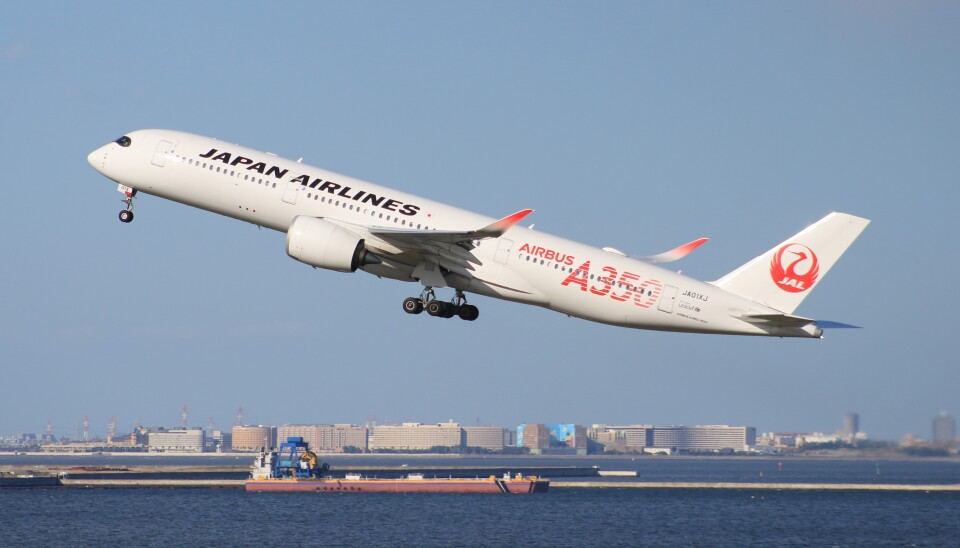 Rsaさんの日本航空 Airbus A350-900 (JA01XJ) 航空フォト