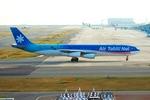 T.Sazenさんが、関西国際空港で撮影したエア・タヒチ・ヌイ A340-313Xの航空フォト(写真)