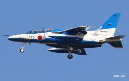 航空フォト:26-5690 航空自衛隊 T-4