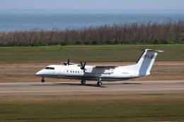 TAKAHIDEさんが、新潟空港で撮影した国土交通省 航空局 DHC-8-315Q Dash 8の航空フォト(飛行機 写真・画像)