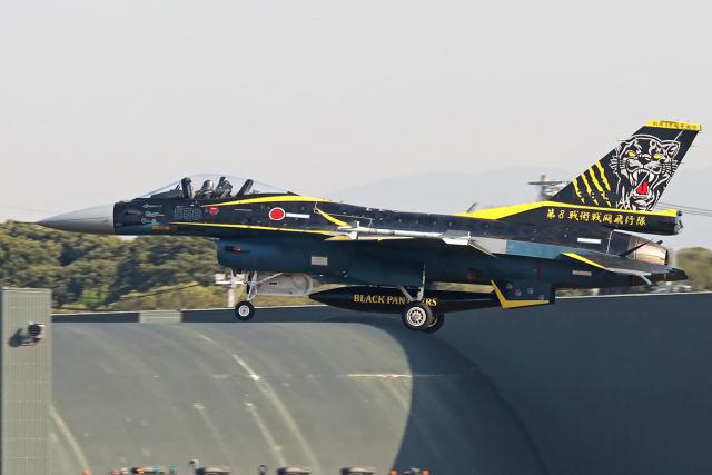Double_Hさんが、築城基地で撮影した航空自衛隊 F-2Aの航空フォト(飛行機 写真・画像)