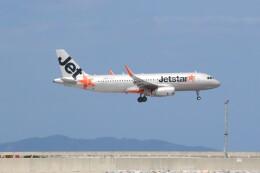 わいどあさんが、那覇空港で撮影したジェットスター・ジャパン A320-232の航空フォト(飛行機 写真・画像)