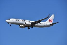 E-75さんが、函館空港で撮影した日本航空 737-846の航空フォト(飛行機 写真・画像)