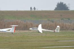 senyoさんが、関宿滑空場で撮影したアサヒソアリングクラブ SZD-55-1の航空フォト(飛行機 写真・画像)