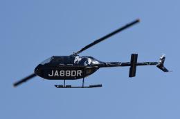 hide737さんが、中部国際空港で撮影したセコインターナショナル 505 Jet Ranger Xの航空フォト(飛行機 写真・画像)