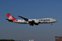 Tarochanさんが、成田国際空港で撮影したカーゴルクス 747-8R7F/SCDの航空フォト(飛行機 写真・画像)
