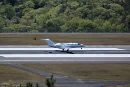 ヒロジーさんが、広島空港で撮影した国土交通省 航空局 525C Citation CJ4の航空フォト(飛行機 写真・画像)