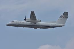qooさんが、高松空港で撮影した国土交通省 航空局 DHC-8-315Q Dash 8の航空フォト(飛行機 写真・画像)